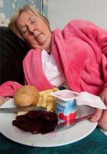 похудеть во сне: миф или реальность