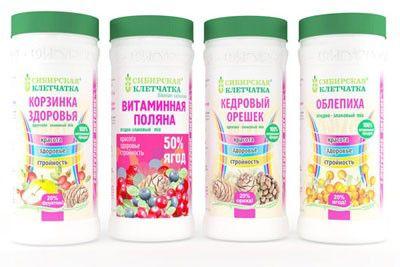 Сибирские отруби