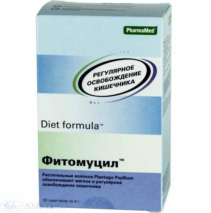 растительный препарат фитомуцил