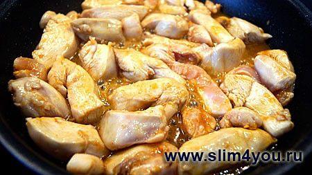 Что приготовить из курицы? Курица по-тайски 99973