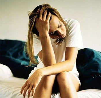 плохое настроение и усталость
