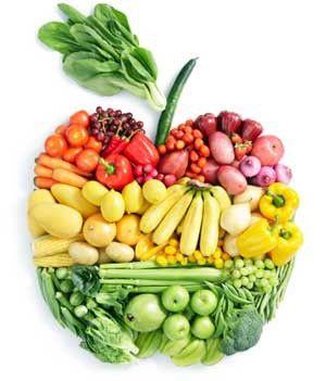 Как полюбить овощи