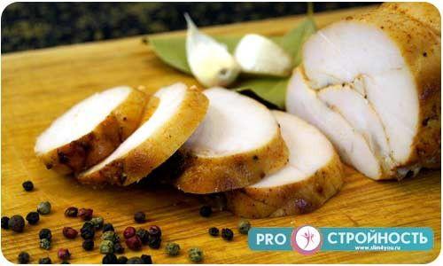 Простое и вкусное блюдо - пасторма из курицы