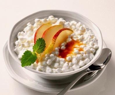 творог для завтрака