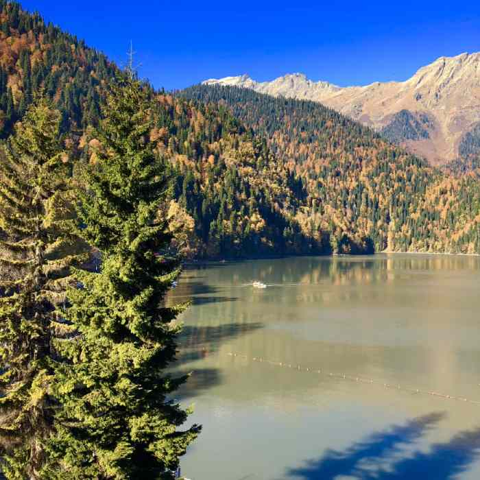 Туры в Абхазию – яркие и незабываемые впечатления от отдыха гарантированы