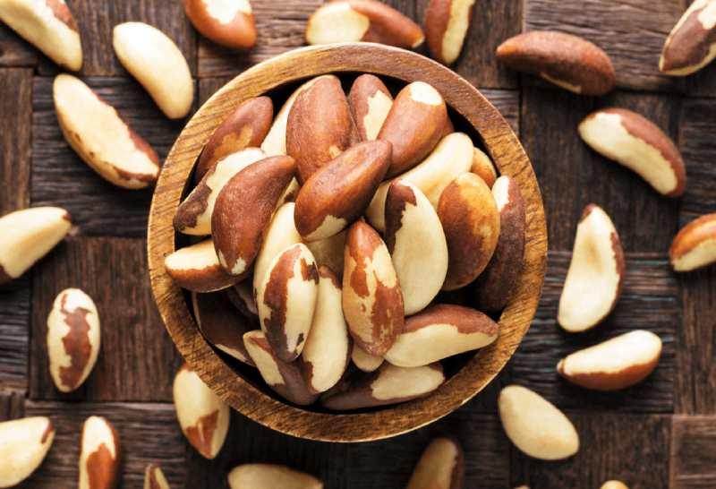 польза бразильских орехов