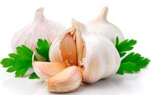рецепты с чесноком для похудения