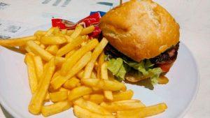 нездоровая еда и голод