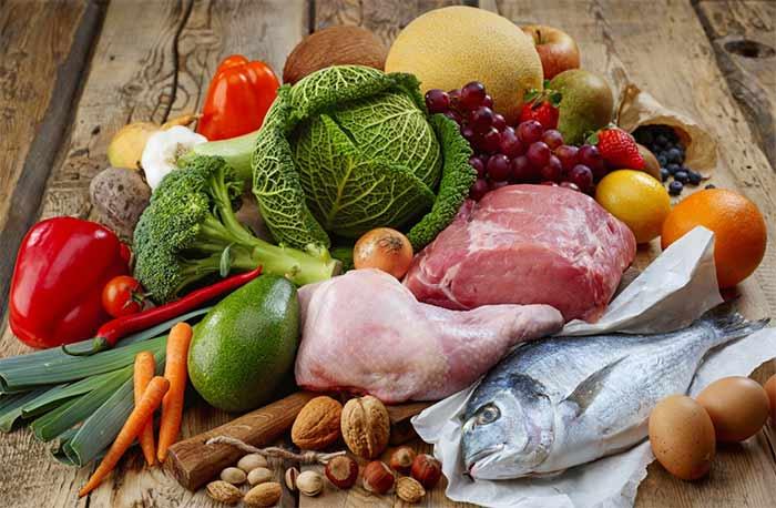 продукты меню для похудения