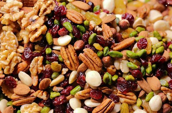 Орехи для здоровья и стройности