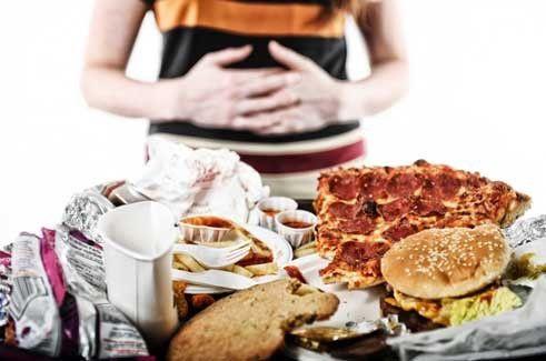 Нервное переедание: распознать и остановить