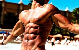 питание и тренировки на сушке