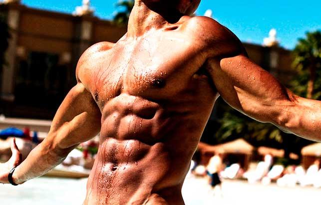 Как похудеть без потери мышечной массы?