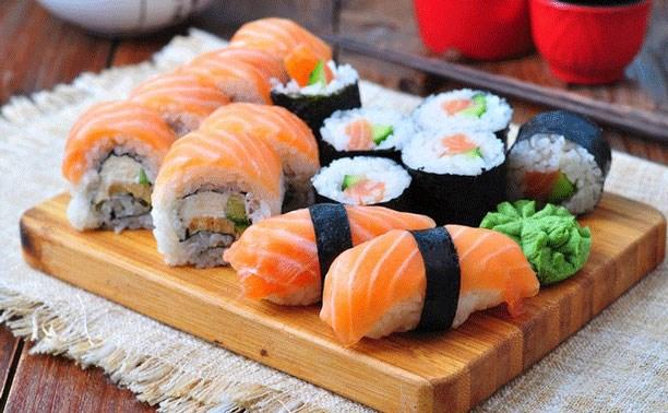 Доставка суши и роллов в Туле