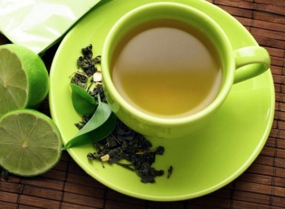 зеленый чай источник антиоксидантов