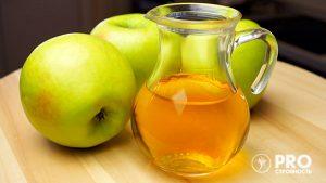 в чем польза яблочного уксуса для похудения