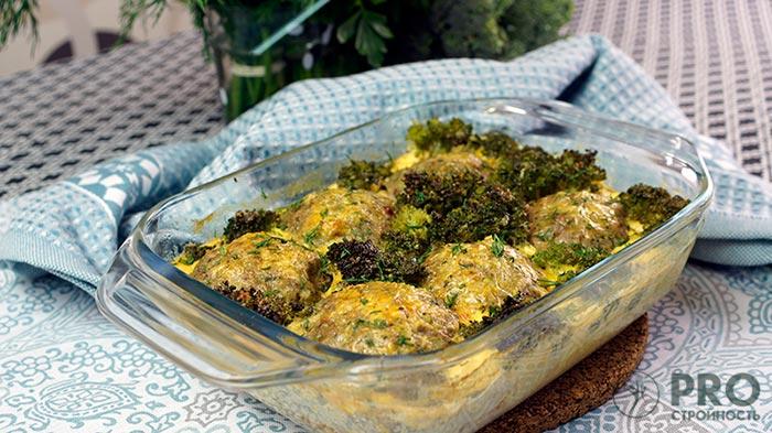 Запеканка с брокколи – вкус и польза в одном блюде