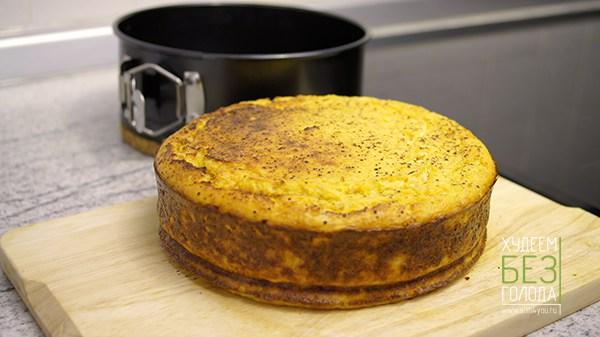 Творог с тыквой – идеальный десерт для тонкой талии